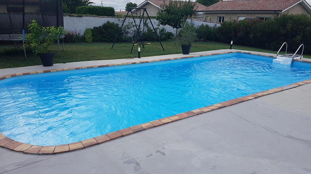 Rénovation piscine résine