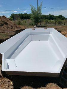 Rénovation piscine coque